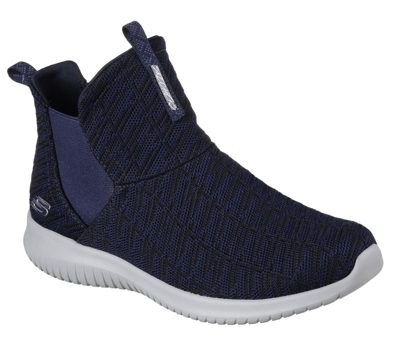 Skechers Ultra Flex High Rise | Sporty Damesko Skechers.dk 4iq7x
