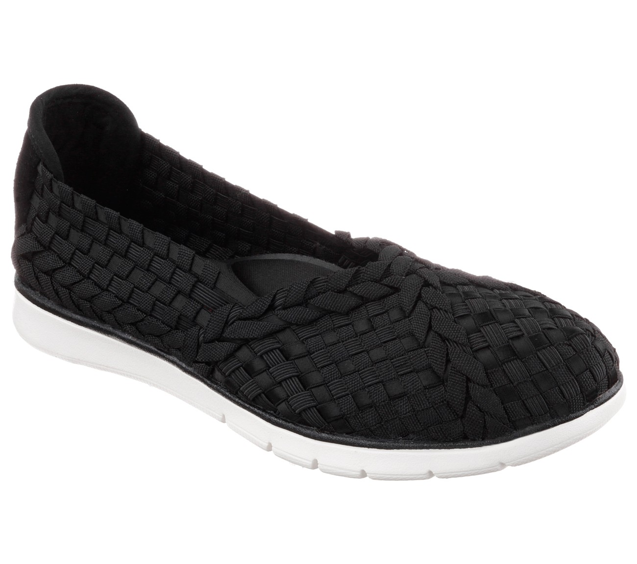 Textured Slip On Casual Shoes