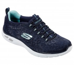 Womens Relaxed Fot Empire D´Lux - Spotted