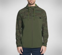 Mens Westmont Hooded Jacket