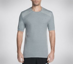 Mens Go Knit Seamless Tee