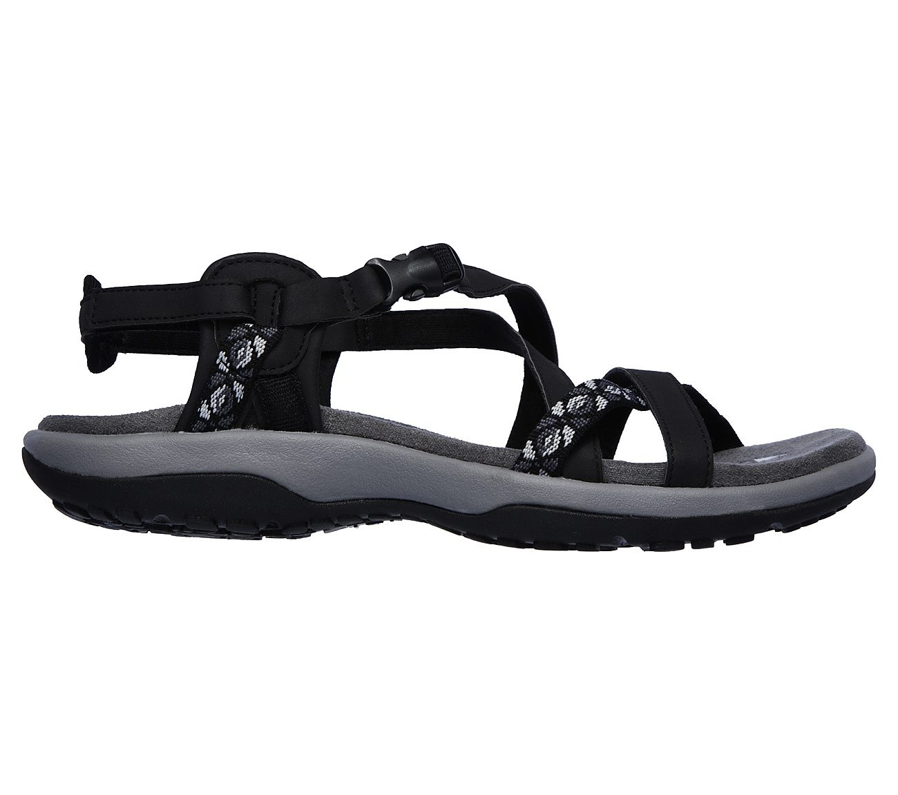 Womens Sandal Reggae Slim Vacay Wide Fit